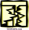 earthquake Vector Clip Art picture