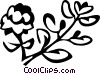thyme Vector Clip Art picture