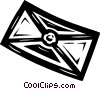 Vector Clipart picture  of a envelope