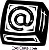 @ symbol on a keyboard Vector Clipart picture