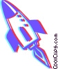 space shuttle Vector Clipart picture