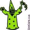 wizard Vector Clip Art picture