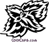 Vector Clipart illustration  of a coleus