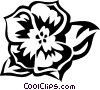 morning glory Vector Clipart picture