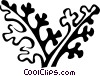 dusty miller Vector Clipart picture