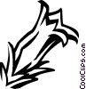 datura Vector Clipart image