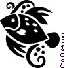 fish Vector Clipart picture