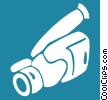 camcorder Vector Clipart picture
