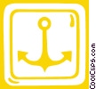 anchor sign Vector Clip Art picture