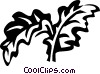kale Vector Clipart illustration