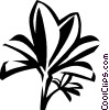 mangrove Vector Clipart image