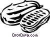 Vector Clip Art graphic  of a pickle