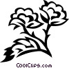 Vector Clip Art graphic  of a dewberry