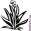 yucca Vector Clipart picture