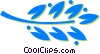 leaf Vector Clipart image