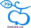apple Vector Clipart picture
