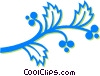 wild berries Vector Clipart picture