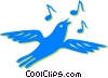 dove Vector Clip Art picture