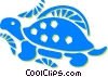 turtle Vector Clipart illustration