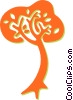 tree Vector Clipart picture