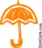 umbrella Vector Clipart picture