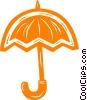 umbrella Vector Clipart picture