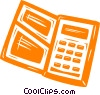 calculator Vector Clipart image