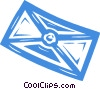 Vector Clip Art image  of a envelope