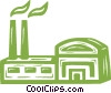 factory Vector Clip Art picture