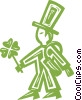 St. Patrick's Day Vector Clipart illustration