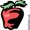 apple Vector Clip Art image