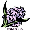 lilac Vector Clip Art graphic