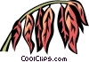 sumac Vector Clipart graphic