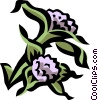 thimbleberry Vector Clipart picture
