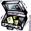 briefcase Vector Clip Art picture