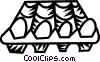 Vector Clip Art image  of a Stages