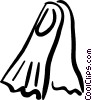 Vector Clipart graphic  of a fins