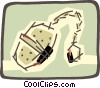 tea ball Vector Clip Art picture