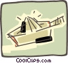 Vector Clipart picture  of a juicer