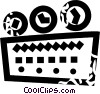 Vector Clip Art picture  of a Concepts