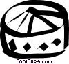 Vector Clip Art graphic  of a Cap