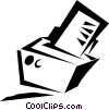 Crates, Boxes, Shipments Vector Clipart graphic