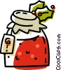 jam Vector Clipart graphic