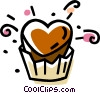 Vector Clipart illustration  of a Valentines