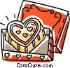 Valentines Vector Clip Art image