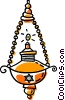 Vector Clip Art picture  of a Judaism
