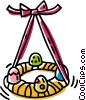 Easter Vector Clipart illustration