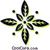 leaves Vector Clipart illustration