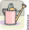 Watering can Vector Clipart picture