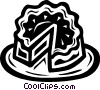 cake Vector Clipart illustration